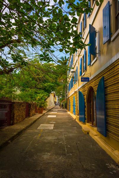 The Town Of St Thomas -  Charlotte Amalie , St. Thomas, US Virgin Islands