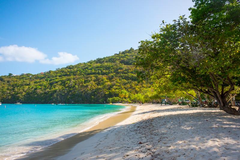 Early Morning On Magens Bay -  Charlotte Amalie , St. Thomas, US Virgin Islands