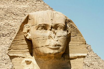 Sphinx At Gisa, Egypt