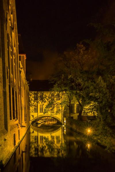 Canals Under The Darkness Of Midnight