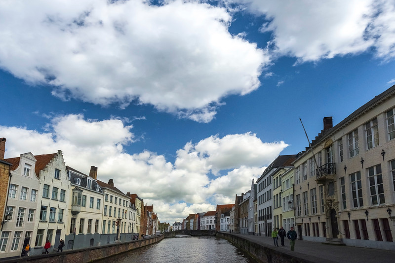 Images from Bruges in Belgium