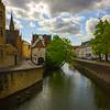 Along The Backroads Of Brugge