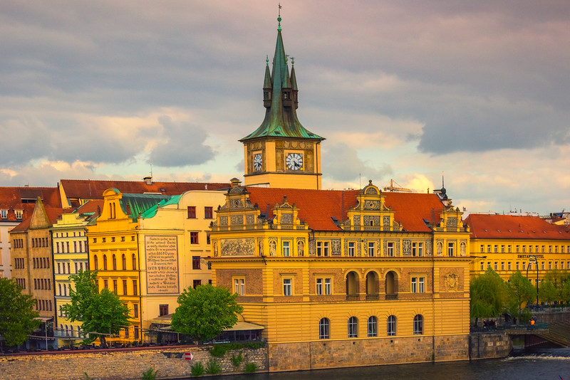 The Iconic Prague Clock Tower