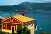 The Color Houses Of Corfu - Corfu, Greece