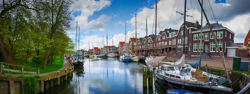 Marina Of Hoorn_Pano