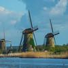 Kinderdijk Windmills_1