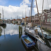 The Marina In Hoorn