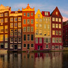 Pano Of Amsterdam Next To Harbor_Pano