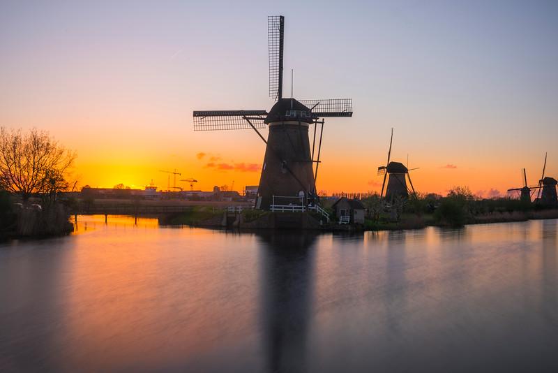 Kinderdijk Windmills_16