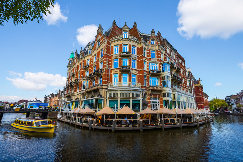 The Classic De L'Europe Hotel