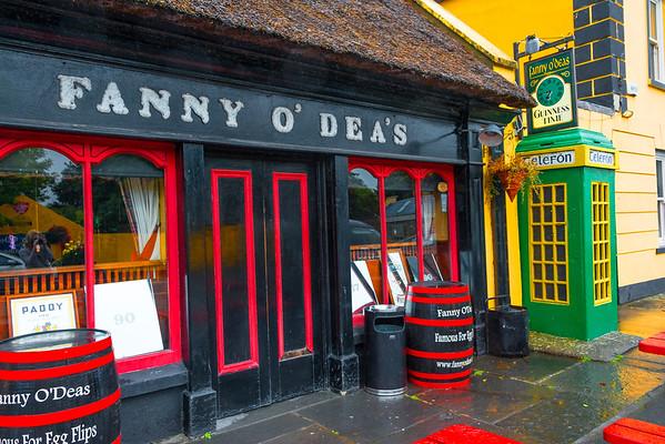 The Iconic Looks Of Ireland - Lissycasey, Ireland