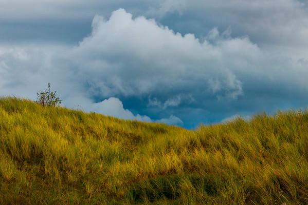 The Darkness Of Storms And Light - Mullaghmore Castle, Sligo, Sligo County,  Ireland