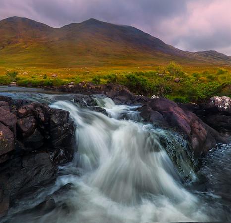 The Highlands Of Ireland - Connemara Loop, County Galway, Ireland