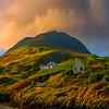 Autumn On The Hill - Connemara Loop, County Galway, Ireland