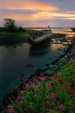 Abandoned In Color - Rosses Point, Sligo, Sligo County,  Ireland
