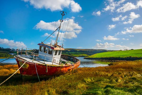 Abandoned Ways Of Life  - Raghly, County Sligo, Republic Of Ireland