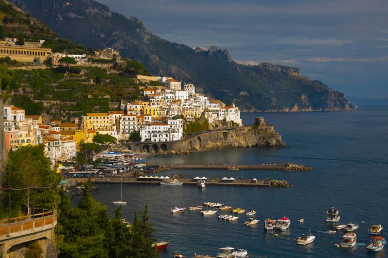 Amalfi Coast By Land_16