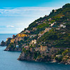 At The Edge Of Town - Cetara, Amalfi Coast, Bay Of Naples, Campania, Italy