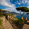 The Garden With All The Views Of Amalfi - Ravello, Amalfi Coast, Campania, Italy