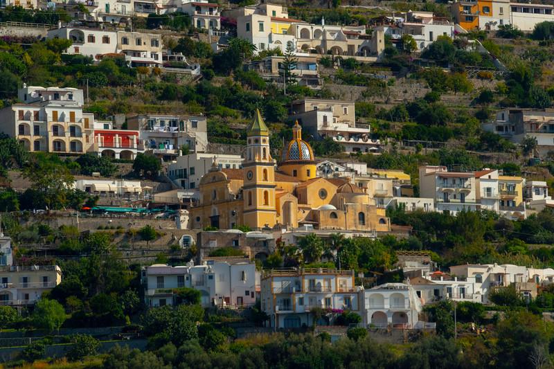 Amalfi Coastline_1 - Amalfi Coast, Campania, Bay Of Naples, Italy