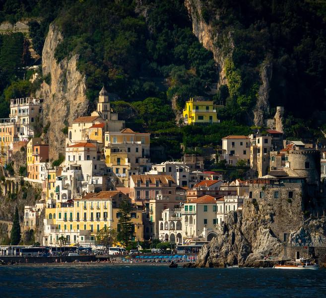 Amalfi Coastline_26 - Amalfi Coast, Campania, Bay Of Naples, Italy