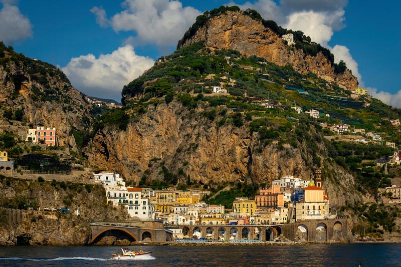 Amalfi Coastline_16 - Amalfi Coast, Campania, Bay Of Naples, Italy