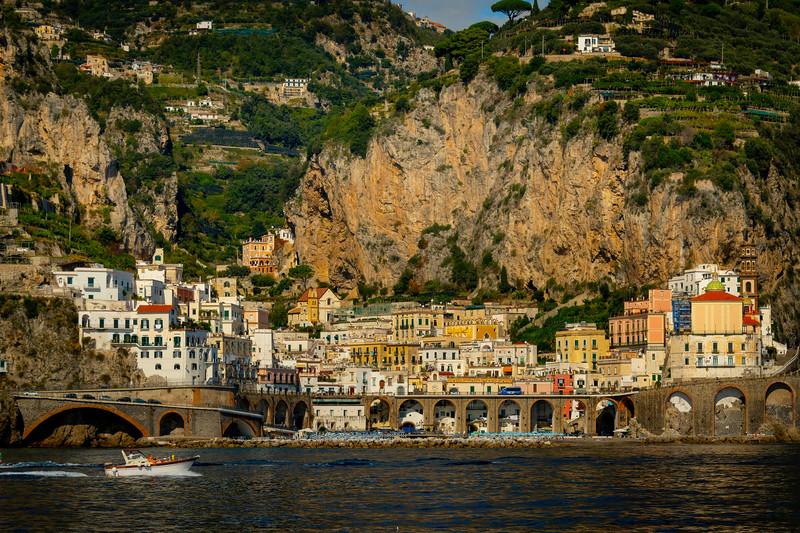 Amalfi Coastline_19 - Amalfi Coast, Campania, Bay Of Naples, Italy