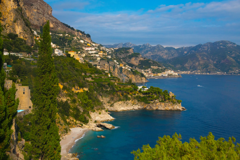 Amalfi Coast By Land_20 - Amalfi Coast, Campania, Bay Of Naples, Italy