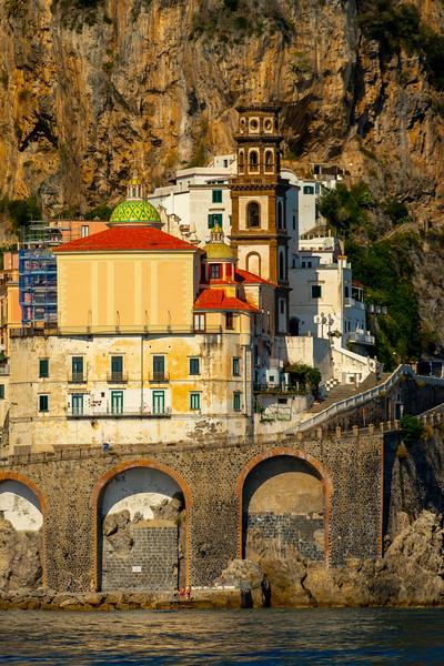 Amalfi Coastline_20 - Amalfi Coast, Campania, Bay Of Naples, Italy