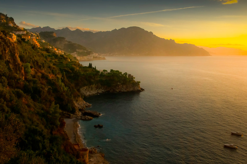Amalfi Coast By Land_5 - Amalfi Coast, Campania, Bay Of Naples, Italy