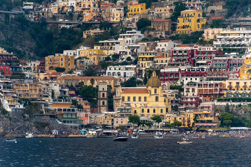 Positano_Amalfi Coast_2 -  Positano, Amalfi Coast, Bay Of Naples, Italy