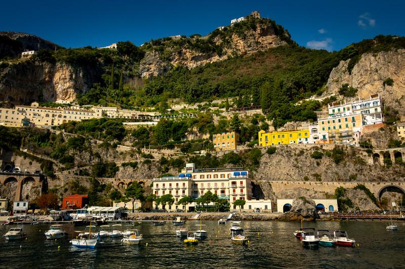 Amalfi Coastline_15 - Amalfi Coast, Campania, Bay Of Naples, Italy