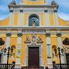 The Colorful Center Of The Town Of Cetara - Cetara, Amalfi Coast, Bay Of Naples, Campania, Italy