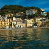 Golden Reflection Ripples - Cetara, Amalfi Coast, Bay Of Naples, Campania, Italy