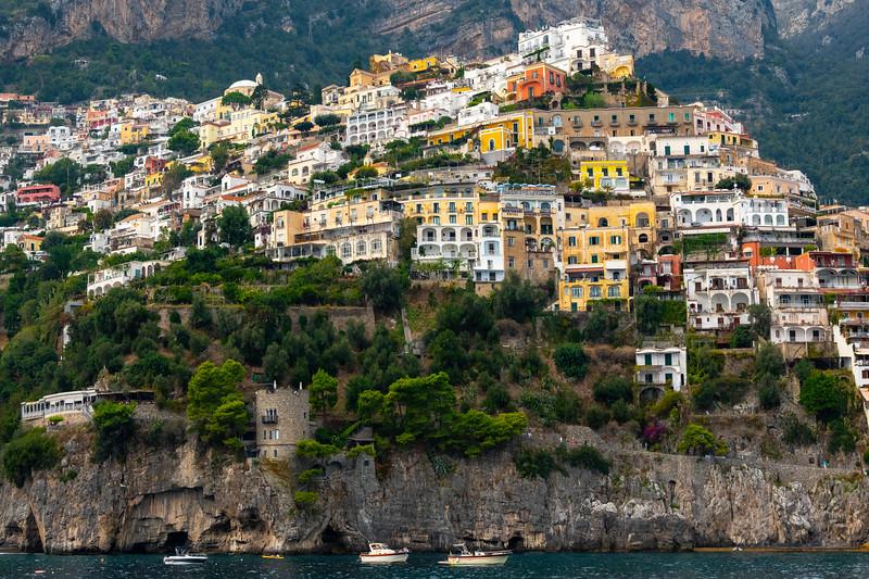 Positano_Amalfi Coast_5 -  Positano, Amalfi Coast, Bay Of Naples, Italy