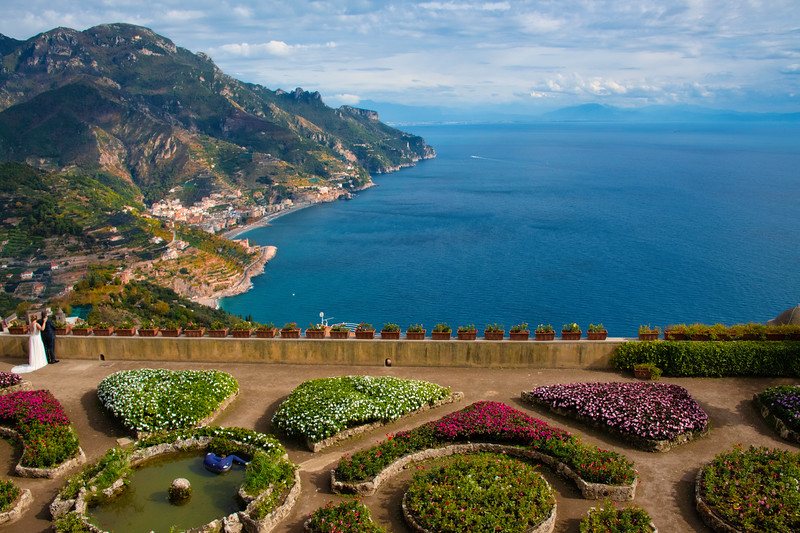 A Great Place To Have A Wedding - Ravello, Amalfi Coast, Campania, Italy