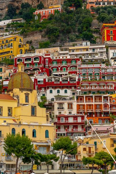 Positano_Amalfi Coast_9 -  Positano, Amalfi Coast, Bay Of Naples, Italy
