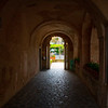 Inside The Gardens Of Light - Ravello, Amalfi Coast, Campania, Italy