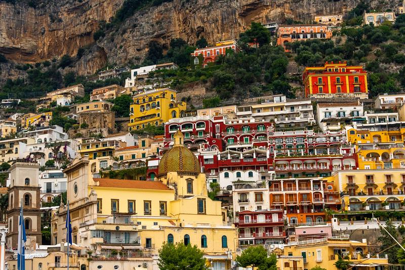 Positano_Amalfi Coast_10 -  Positano, Amalfi Coast, Bay Of Naples, Italy