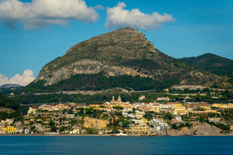 Amalfi Coastline_23 - Amalfi Coast, Campania, Bay Of Naples, Italy