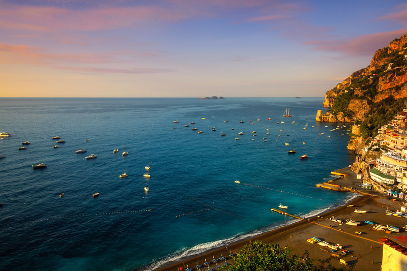 Positano_Amalfi Coast_62 - Positano, Amalfi Coast, Campania, Bay Of Naples, Italy -  Positano, Amalfi Coast, Bay Of Naples, Italy