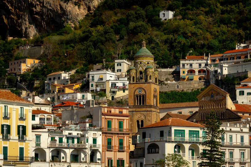 Amalfi Coastline_14 - Amalfi Coast, Campania, Bay Of Naples, Italy
