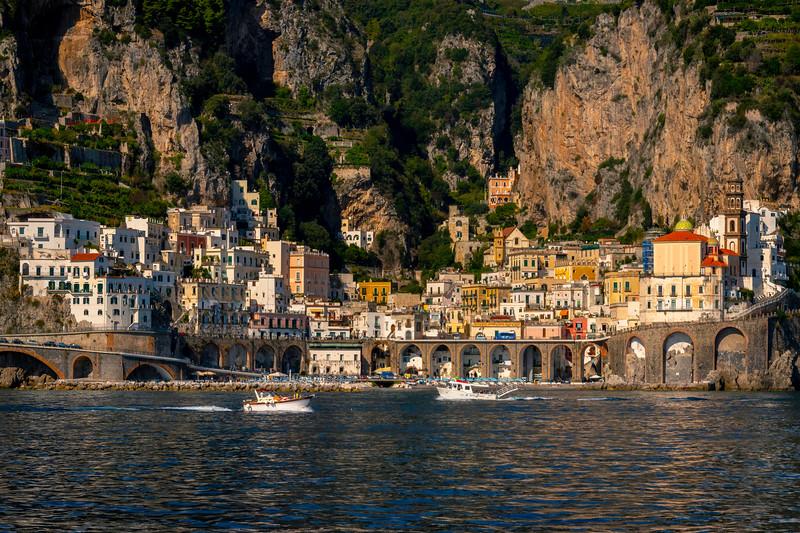 Amalfi Coastline_21 - Amalfi Coast, Campania, Bay Of Naples, Italy