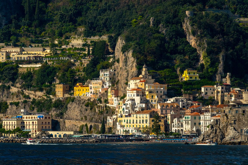 Amalfi Coastline_25 - Amalfi Coast, Campania, Bay Of Naples, Italy