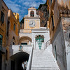 Color Buildings Of Atrani - Atrani, Amalfi Coast, Campania, Bay Of Naples, Italy