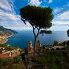 An Idyllic Amalfi Coast Scene - Ravello, Amalfi Coast, Campania, Italy
