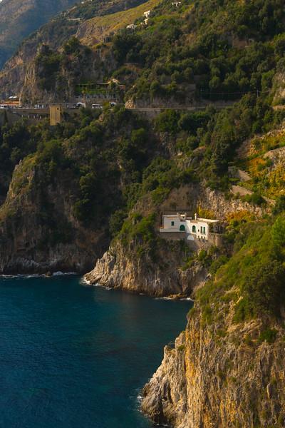 Amalfi Coast By Land_21