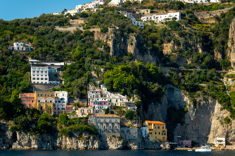Amalfi Coastline_6 - Amalfi Coast, Campania, Bay Of Naples, Italy