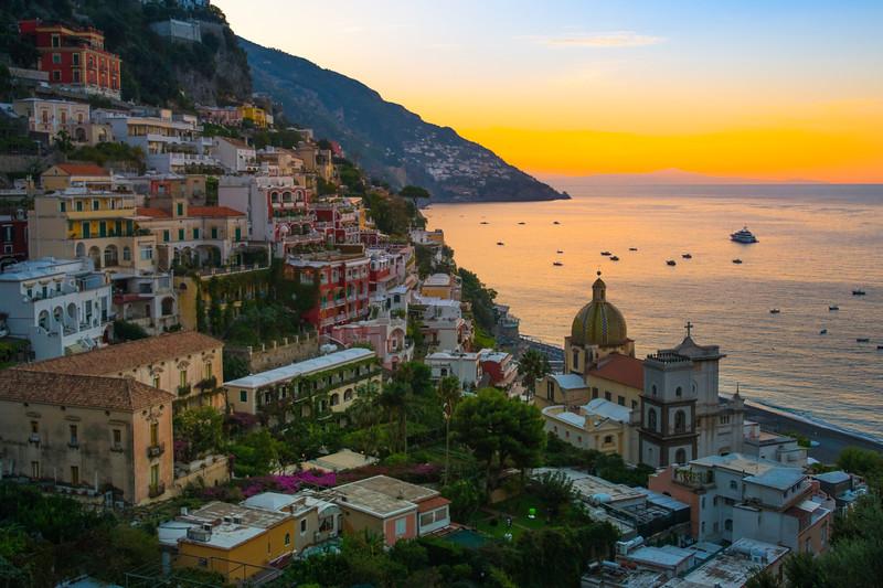 Positano_Amalfi Coast_46 - Positano, Amalfi Coast, Campania, Bay Of Naples, Italy -  Positano, Amalfi Coast, Bay Of Naples, Italy