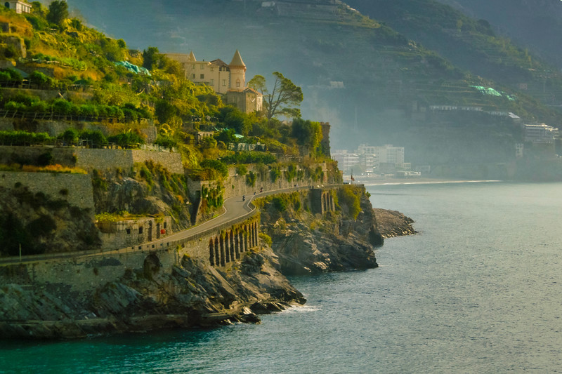 Amalfi Coast By Land_6 - Amalfi Coast, Campania, Bay Of Naples, Italy